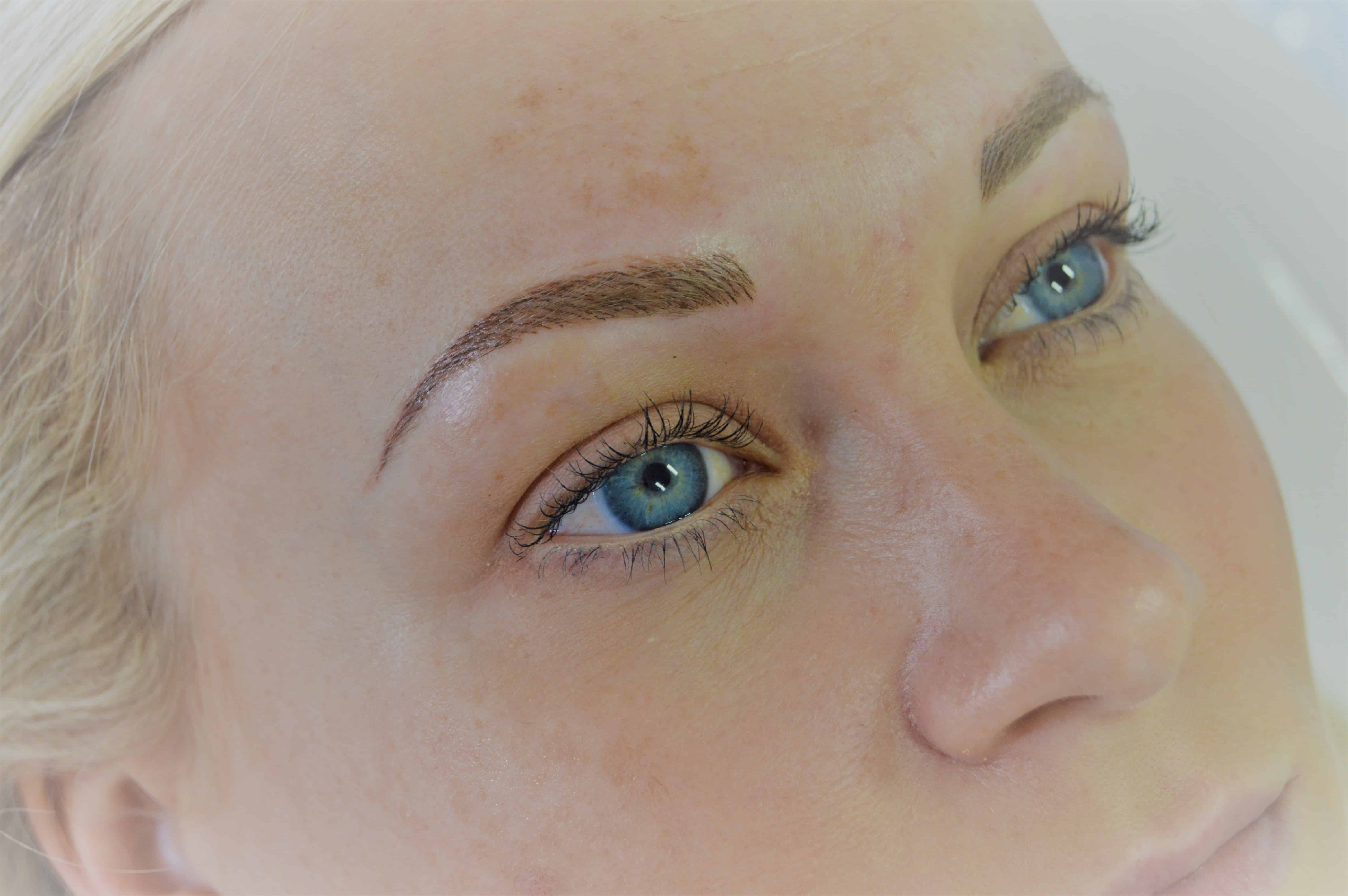 Aftercare Maintaining Your Fabulous New Brows Sophia Wyatt