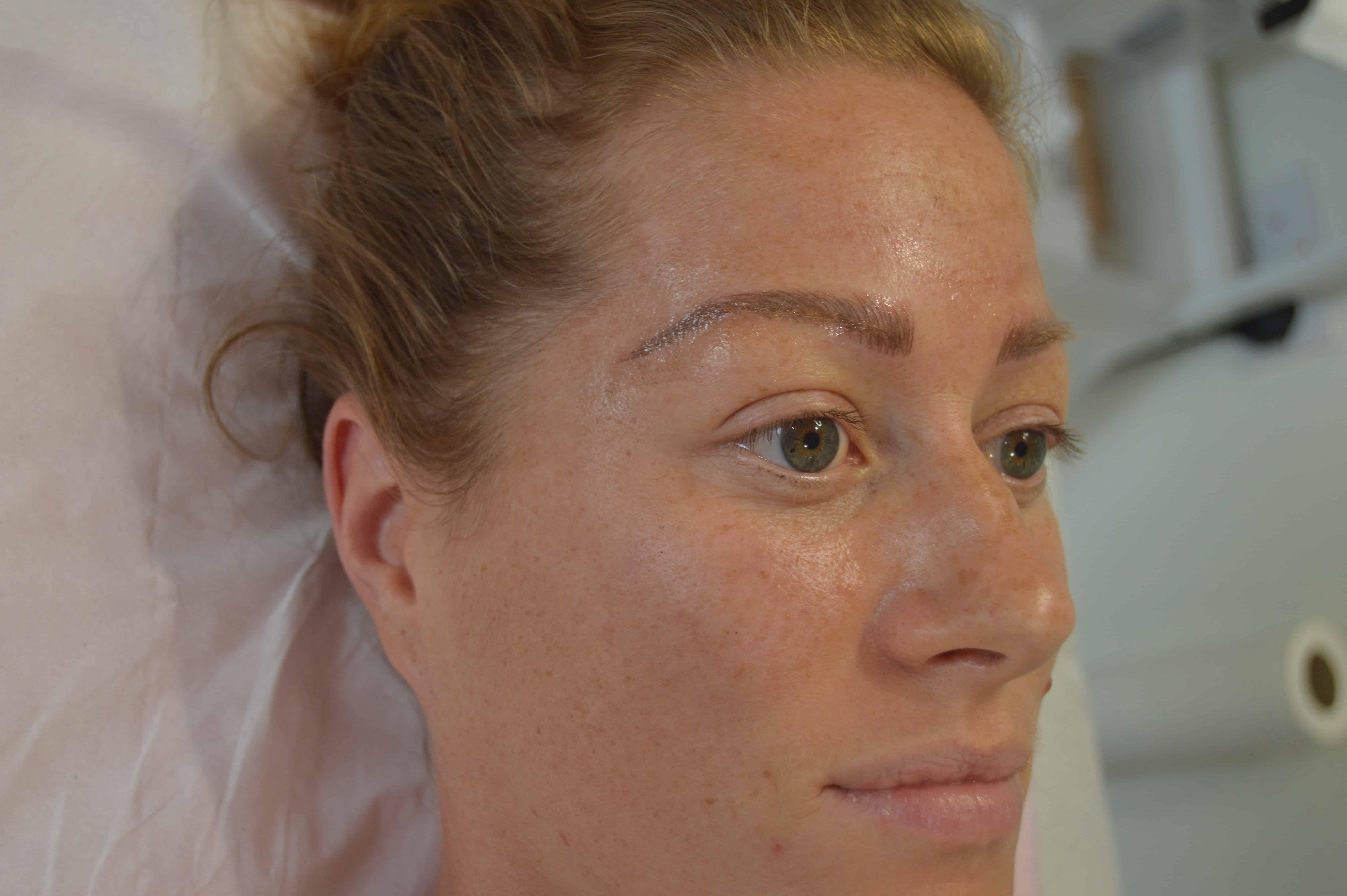 Why Do Microblading Hair Strokes Blur Sophia Wyatt