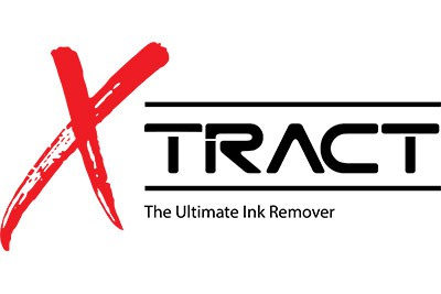 Xtract the ultimate ink remover logo